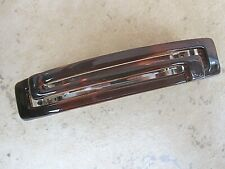 French Made Art Deco Faux Shell French Clip Hair Barrette with 80mm Clip 010 New