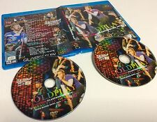 Coldplay Live From Glastonbury 2016 Bluray/DVD