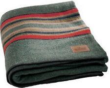 Twin Camp Blanket Yakima Pendleton Wool Warm Traditional Gift