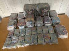 More details for 36x empty pokemon  tins shining fates hidden fates galar mini tins & more