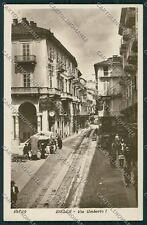 Biella città Foto cartolina QQ6253