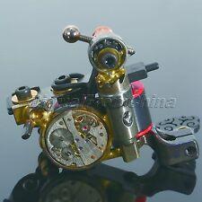 Hot One Custom Top Professional Cast Iron Luo's Tattoo Machine Gun Supply