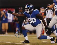New listing Jason Pierre Paul Signed New York Giants 11x14 photo w/ PSA/DNA Coa
