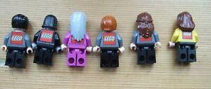 EXTREMELY RARE PROMOTIONAL HARRY POTTER  LEGO MINIFIGURES FREE POSTAGE TO UK