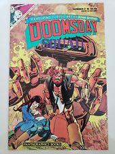 THE DOOMSDAY # (1986) FANTAGRAPHICS COMICS JOHN BYRNE! STAN SAKAI USAGI YOJIMBO!