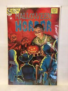 Halloween Horror #1 FN+ 1st Print Eclipse Comics