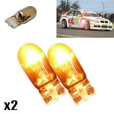 MG ZR 160 501A WY5W Silver Side Indicator Bulbs Upgrade Bright Lamp Lights XE5