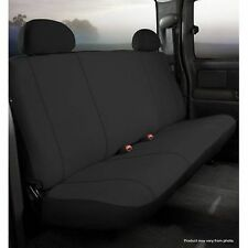 FIA SP87-7 Black Bench Seat COVER Black Fits 99-07 Ford Super Duty