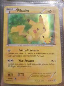 Carte pokemon pikachu holo  promo 26/83