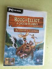 cd per pc gioco boog  elliot a caccia di amici open season activity centre