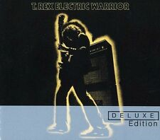 T.REX ELECTRIC WARRIOR DELUXE 2 CD ALBUM SET (2012 Remastered Edition)