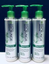Matrix Biolage Fiberstrong Intra-Cylane + Bamboo Fortifying Cream - 3 Pack