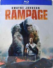 Rampage (Blu-ray/DVD, SteelBook Only  Best Buy)