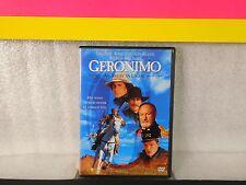 Geronimo An American Legend on dvd