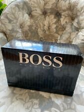 Perfum #1 and After Shave Balm Hugo Boss for Men 4.2 oz New Open Box, Gift Set