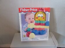 Fisher-Price vritrage  Stapel en bouw buddy.