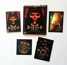 Diablo and Diablo II Video Game Collection Lot