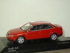 Audi A4 Saloon 2000 - Minichamps 1:43 in Box *41358