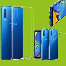 Para Samsung Galaxy A9 A920f 2018 funda de silicona bolsa transparente cubierta