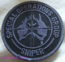 IN14772 - PATCH SPECIAL OPERATIONS GROUP SNIPER - AUSTRALIA