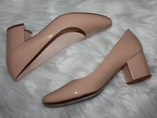 Cole Haan Eliree 55 mm pump Nude patent  leather pump  women's size 9.5 b