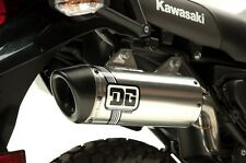 Kawasaki KLR 650 DG V2 Slip On Exhaust, Pipe, Muffler, Silencer 071-8650-KLR