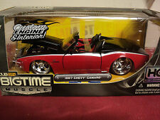 Jada 1967 Chevrolet Camaro  1/24 scale  2005 release HE edtion Rare