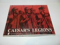 Caesar's Legions Avalon Hill War Game Unpunched 710 RARE