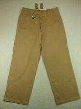 WWII German DAK Afrikakorps Field Trousers Pants Sand