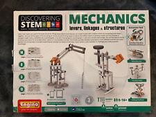 Engino Discovering Stem Mechanics Set Nib