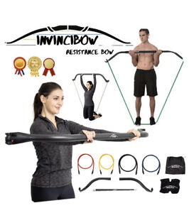 Resistance Bow Like Gorilla Bow Resistance Bands Heavy Bundle Free Shipping New!