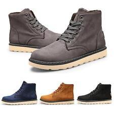 Rutschfeste Herrenstiefel & -boots im Stiefeletten-Stil ohne Muster