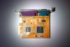 Dell 0GP385 SUNIX SERIAL and PARALLEL Ports Expansion Card PCIe x1