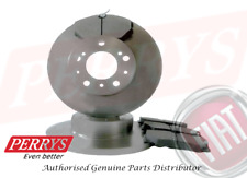 FIAT GRANDE PUNTO FRONT BRAKE KIT DISCS AND PADS - 71769815 - GENUINE OE