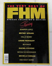 FHM SPECIAL Collector's EDITION 130 Loaded Pages SEXY HOT GIRLS The Very Best