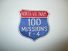 b6178 US Air Force Vietnam F4 Phantom 100 Missions North Vietnam full mach IR21D