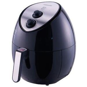 Farberware 3.2 Quart Oil-less Multi-Functional Fryer, Black W