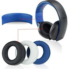 1 Pair Earpads Earmuff for Sony PS3 for PS4 7.1 Music Headset for CECHYA-0083