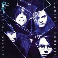 Celtic Frost - Vanity / Nemesis NEW CD