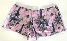 Peter Alexander Womens Paris Themed Short PJ Summer Spring Size XXS