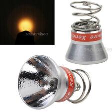 2X TrustFire 12V Xenon Bulb 180 Lumens For UltraFire WF-501C Flashlight Torch