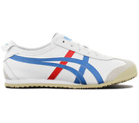Onitsuka Tiger mexico 66 Femmes Sneaker DL408-0146 Cuir Blanc Chaussures Baskets