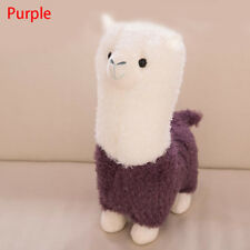 Cute Animal Plush Toys Alpaca Sheep Doll Baby Kids Children Birthday Gift