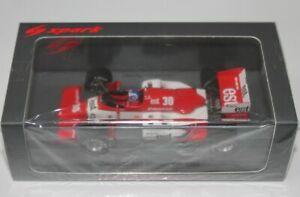 "Spark Zakspeed 841 Jonathan Palmer "" Monaco GP 1985"" !! in 1/43  OVP"