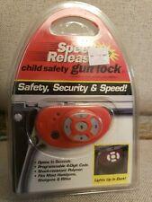 Speed Release Gun Lock Programmable 4 Digit Code New