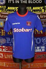 5/5 Carlisle United adults M 2011 home MINT football shirt jersey trikot
