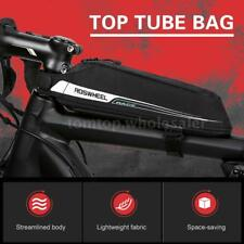ROSWHEEL Bike Bicycle Cycling Top Tube Front Frame Pouch Storage Bag New S3Z3