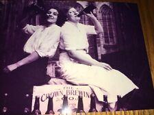 Crown Brewing 2 Drunk Girls Beer Bottles Cincinnati Ohio Reprint Photo