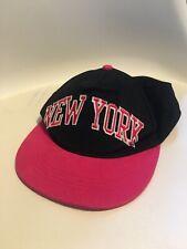 Unbranded girls New York snap back baseball cap