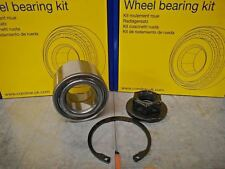 REAR WHEEL BEARING KIT FIT FORD	STREET KA 2003-2005	1.6 CONVERTIBLE	95HP RL2